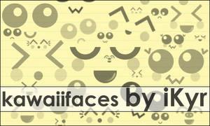 kawaiifaces by iKyr