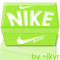 Nike Box by iKyr