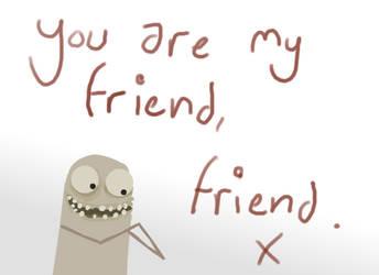 friend by westykid