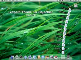 Leopard Objectbar Updated by Hector93