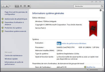 Windows Ribbon Logo by dafmat71