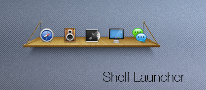 Shelf Launcher by dafmat71
