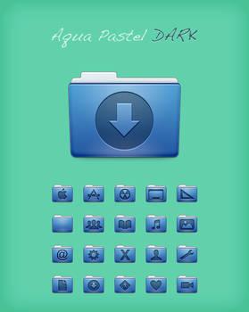Aqua Pastel Dark for IP