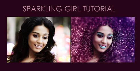 Sparkling Girl Tutorial