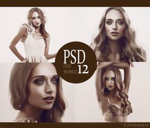 Psd 12. by plaisirenenfer
