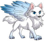 The Flying Wolf