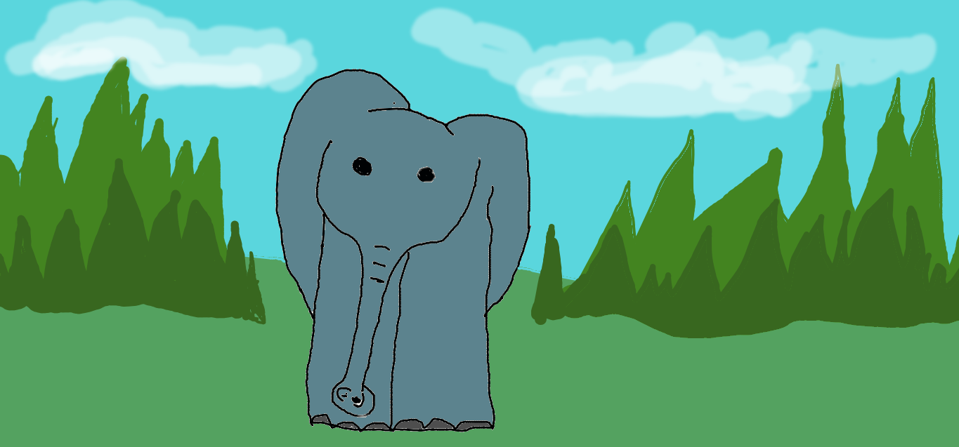 how can i not be ugly elephant