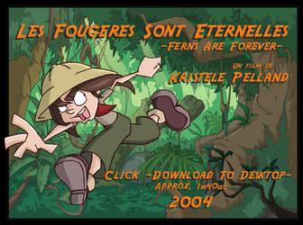 Les Fougeres Sont Eternelles by Kristele