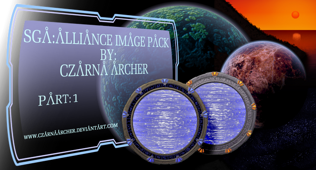 SGA Alliance Image Pack p1