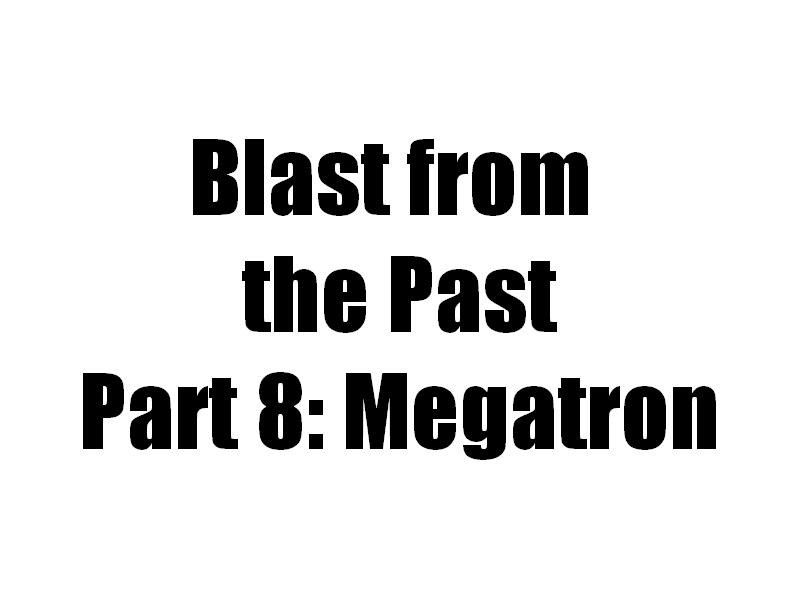 Blast From The Past 8 by CzarnaArcher