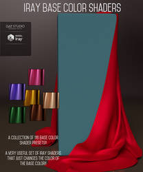 Iray Base Colors Freebie