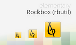 Rockbox (rbutil) elementary style