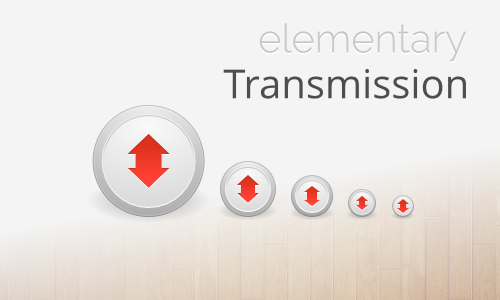 Transmission icon eOS by Amathadius