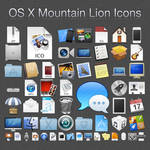 500+ Mountain Lion Icons (ICO)