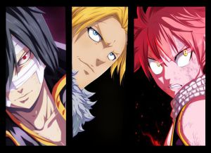 Dragon Slayer (Natsu x Reader x Twin Dragons) : 04 by