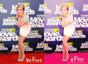 Emma Watson MTV PSD by Sx2