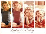 Love Story Psd coloring