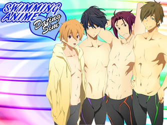 Swimming Anime Dating Sim: VERY BETA