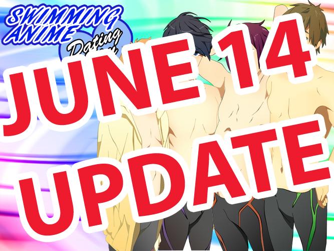 Swimming anime dating full game