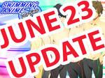 Swimming Anime Dating Sim: June 23 Update