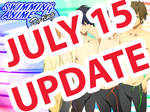 Swimming Anime Dating Sim: July 15 Update