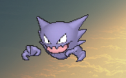 Animated Haunter for Rainmeter by alkalaii