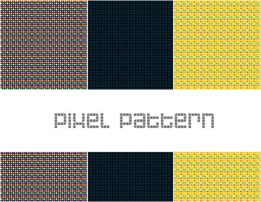 Pixel.Pattern by ZeBiii
