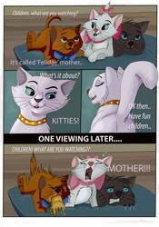 It's Called 'Felidae' by NostalgicChills
