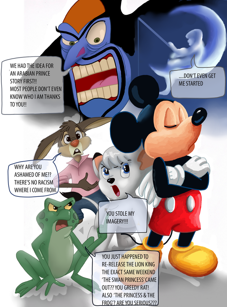 7a92aac4026be Dear Disney... by NostalgicChills on DeviantArt