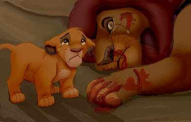 Literal Lion King Series - Dead Eyes *UPDATED* by NostalgicChills