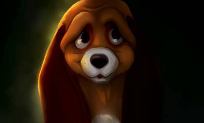 I'm A Hound Dog! by NostalgicChills