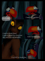 He Watches Over - Page 10 by NostalgicChills
