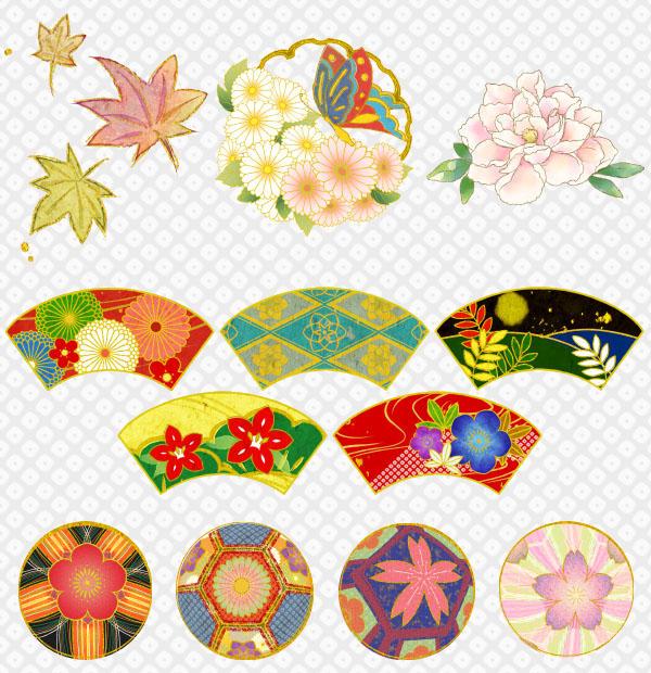 Japanese style image set by gimei