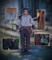 Kyle Katarn's Outfit by Room207