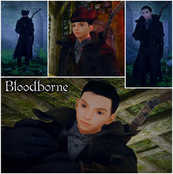 Bloodborne Hunter Outfit by Room207