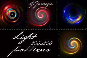 Light patterns by yarkaya