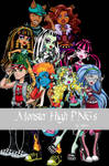 Monster High PNG