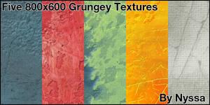 Scratch Grunge Textures by Nyssa-89