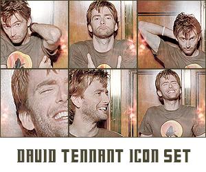 David Icon Set by Nyssa-89