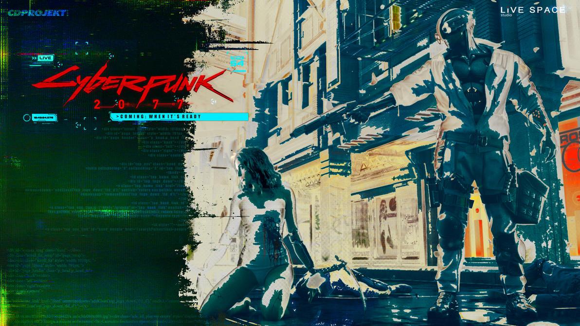Cyberpunk 2077 By 1n Stereo On Deviantart