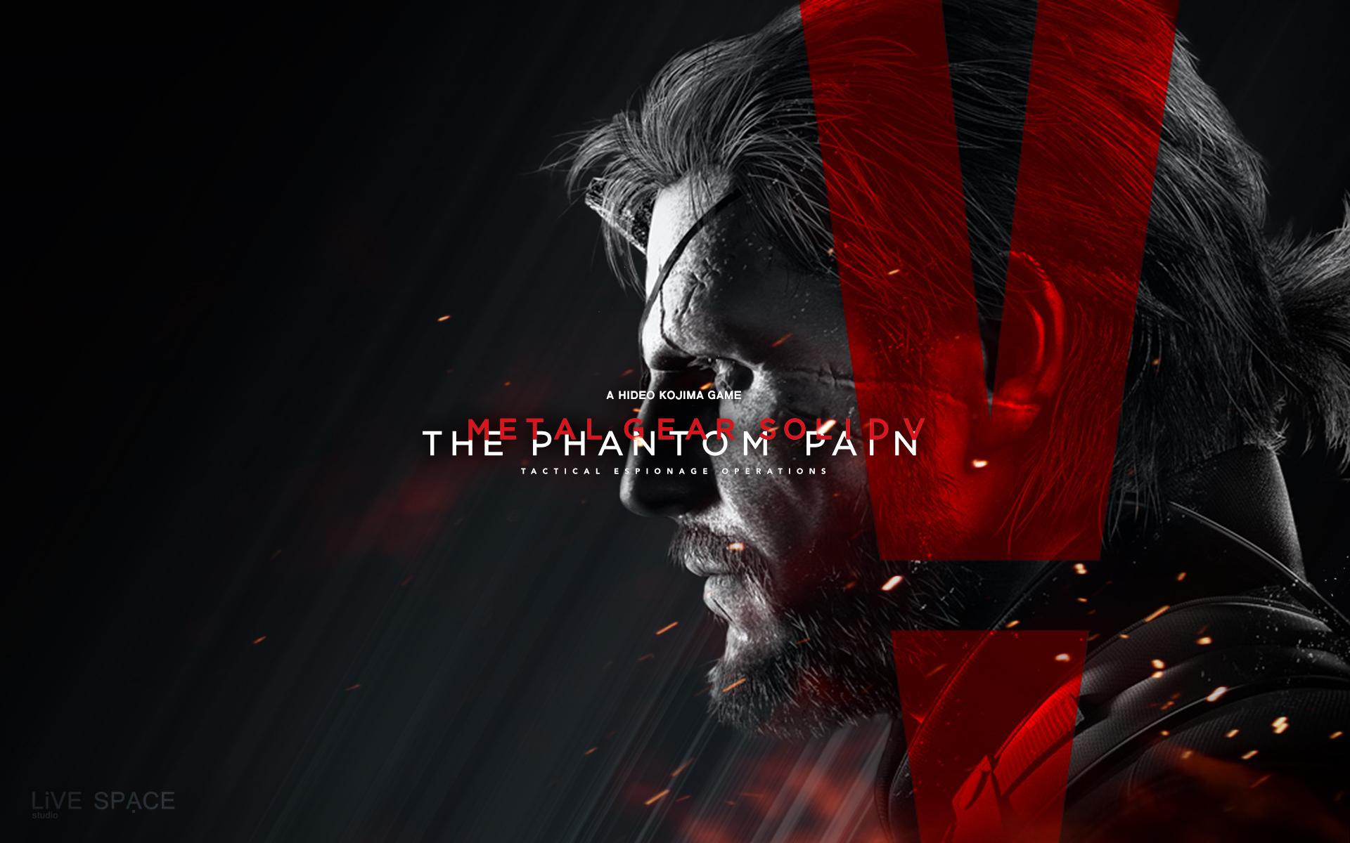 ls metal gear solid v the phantom pain by 1n stereo on