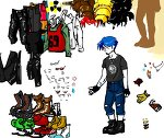 Dress up game - male by Rub7
