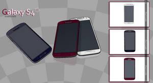 [MMD] SAMSUNG GALAXY S4 DL