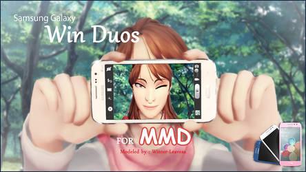 [MMD] Samsung Galaxy Win Dous DL