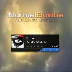 NormalBowtie by sinedrock