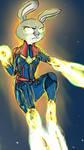 Captain Bunnvel (Animated)