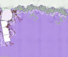 Spring Twitter BG by ArtandMore