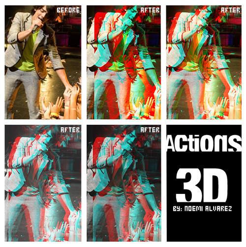 ACTION 3D by JonasFan93