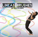 lineas brushes
