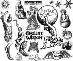 Ancient Wisdom Brushes
